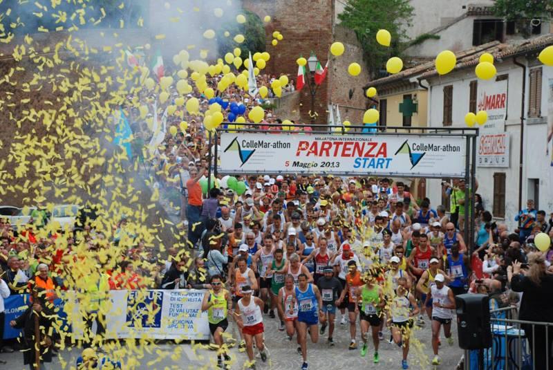 Colle Marathon 2015