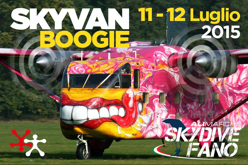 Skyvan boogie