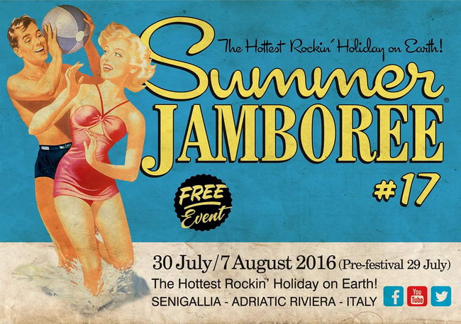 SUMMER JAMBOREE - ESTATE 2016