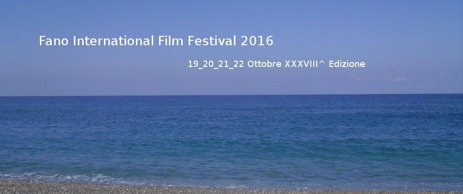 Fano Film Festival 2016