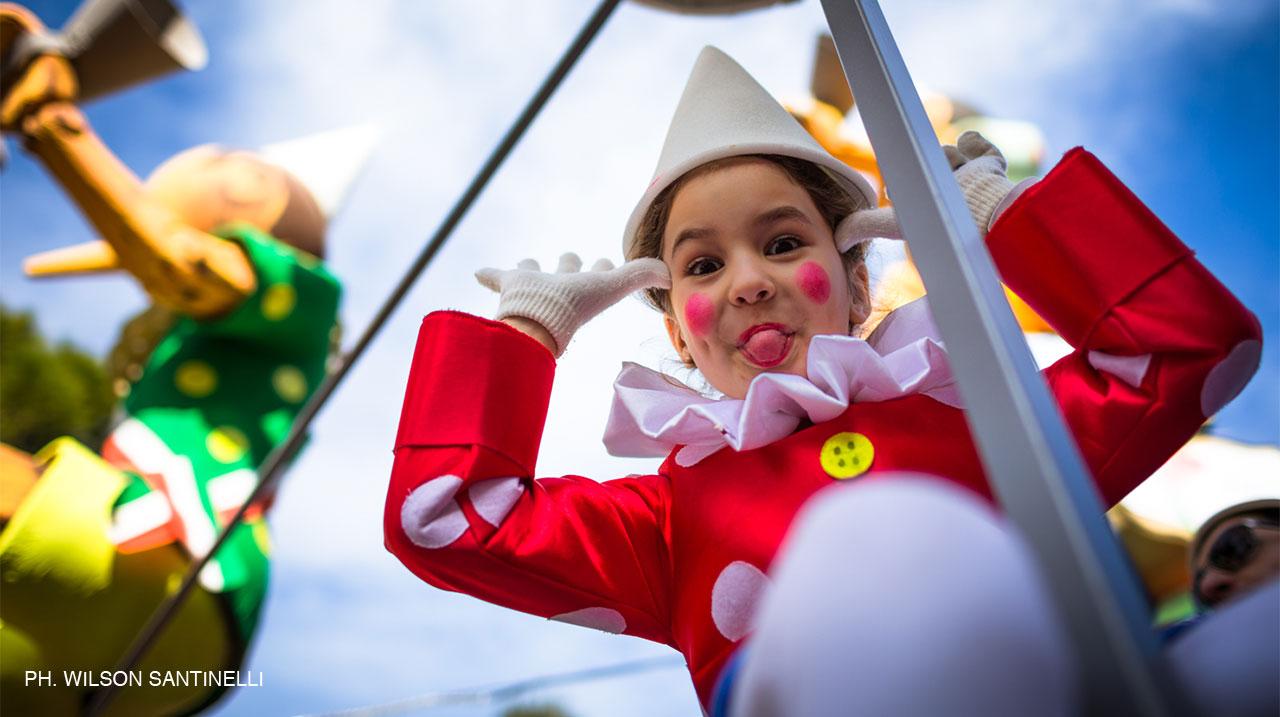 Carnevale dei bambini 2016 a Fano