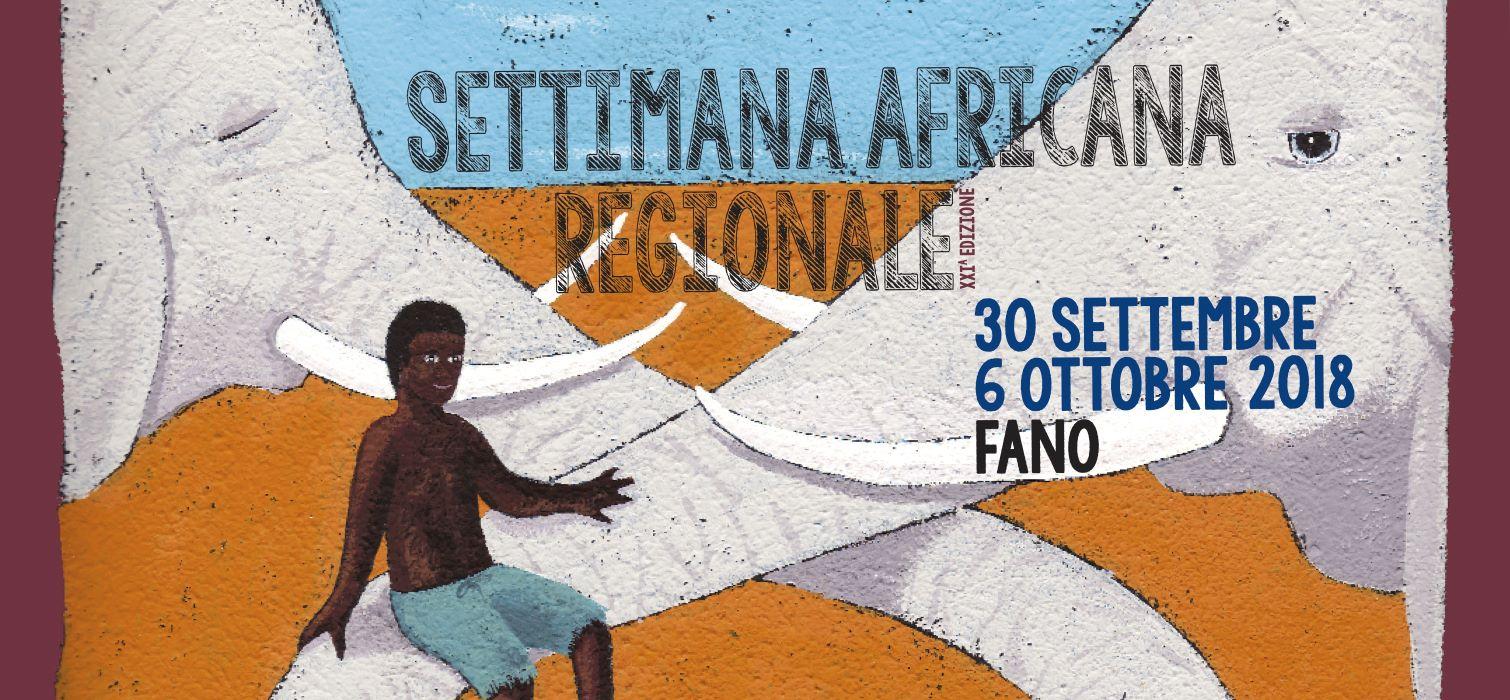 Settimana africana regione Marche